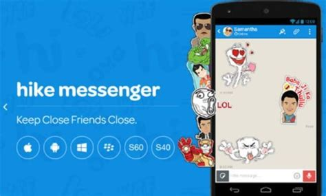 new themes in hike hike messenger 8 4 2 update download available with new