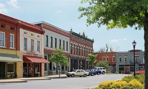 small towns in the us millennials stop leaving small town america