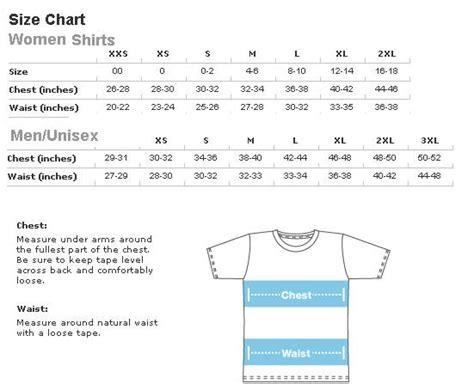 american apparel size chart custom american apparel sizing chart