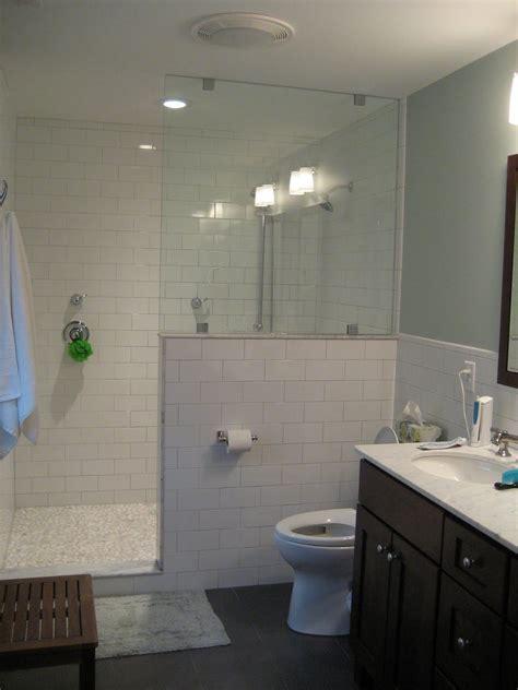 Bathroom Subway Tiles - chateau vigneault master suite decorating in 2019