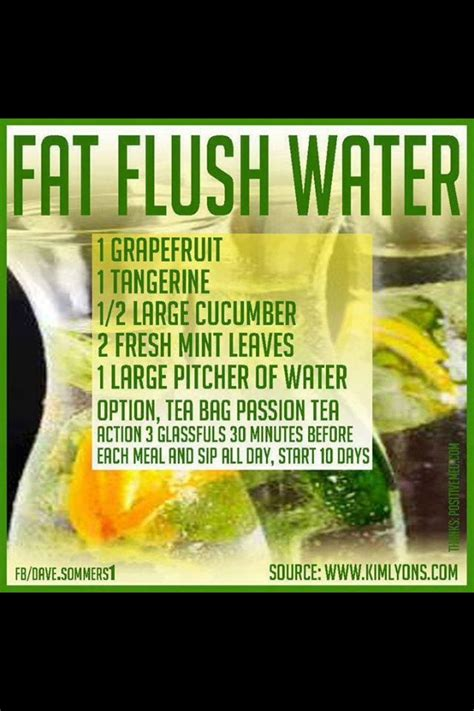 Water Flush Detox by Flush Water Trusper