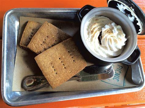 Bluder Special Flavour Ovomaltine Nutella Cheese Original taste test stowe s picnic social restaurant reviews seven days vermont s independent voice