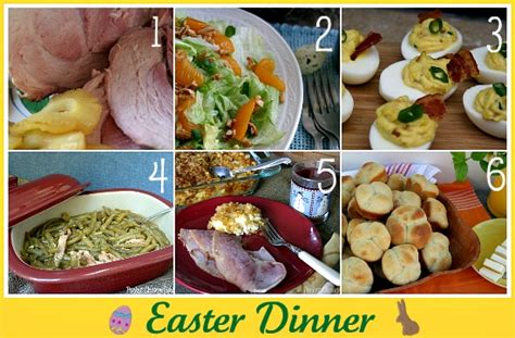 easter recipe round up recipe pocket change gourmet