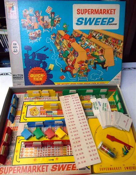 home design board games quot supermarket sweep quot 1965 tv season