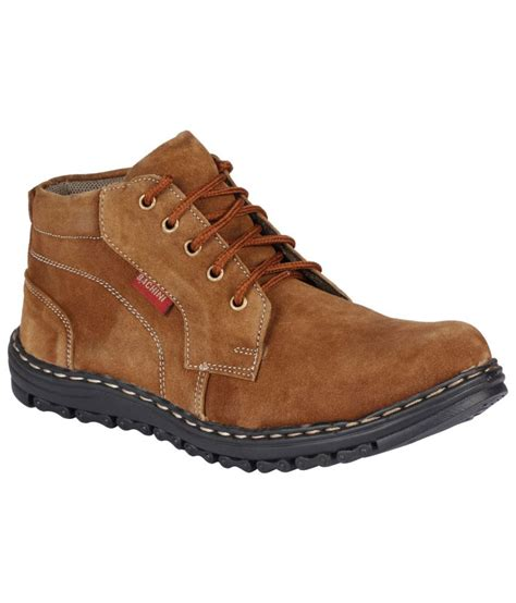 bachini rugged brown boots price in india buy bachini