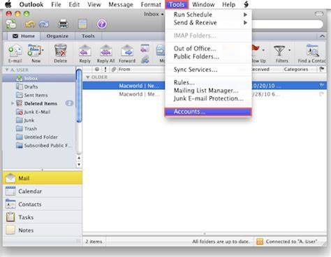 make changes and manage calendar delegate access outlook 2011 for mac of