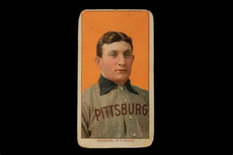 being wagner the story of the most provocative composer who lived books honus wagner baseball card sells for 1 3 million
