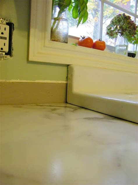 Maison Decor Putting In The Formica Countertop And Sink