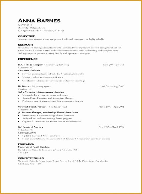 Resume Skills And Abilities Exle by 5 Resume Skills And Abilities Free Sles Exles