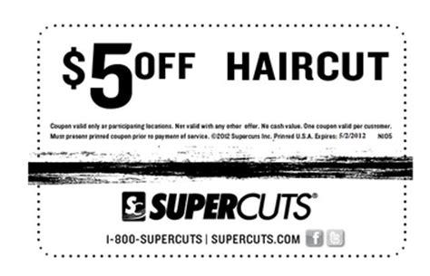 haircut deals birmingham al supercuts 5 off haircut printable coupon al com