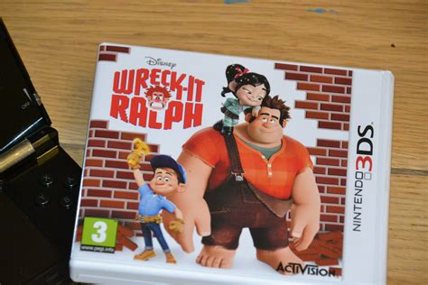 Wreck It Ralph Nintendo Ds nintendo 3ds wreck it ralph