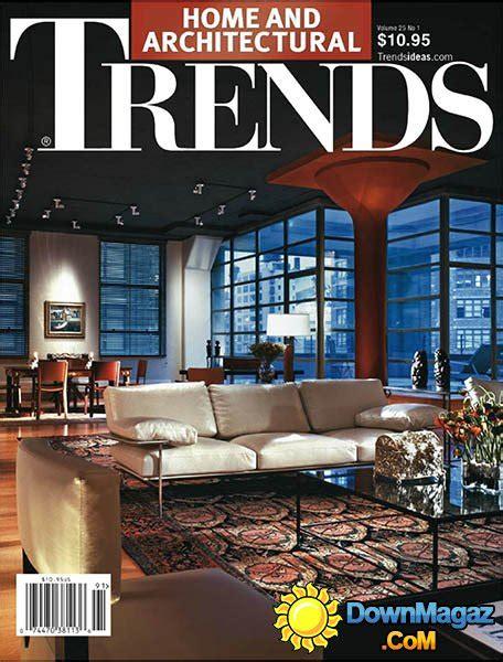usa bathroom trends vol 21 no 5 magazine home architectural trends vol 25 no 1 187 download pdf