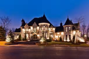 castle homes 3 88 million castle inspired home in canada