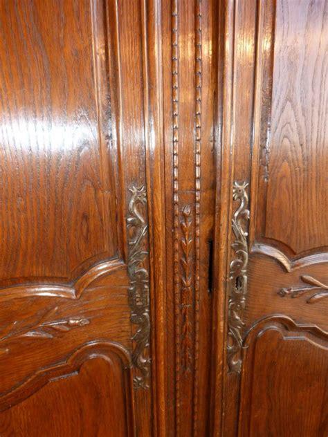 porte d armoire paire de porte d armoire normande antiquites armel labbe