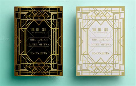 22 ideas for a great gatsby theme wedding guides for brides