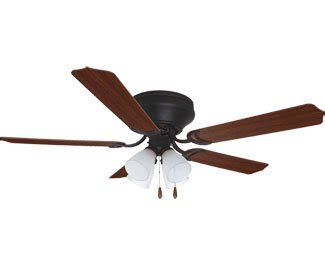 litex brc52orb5c brilliante collection 52 inch ceiling fan