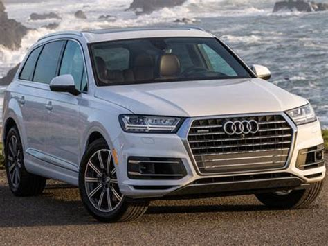 2018 audi q7 | pricing, ratings & reviews | kelley blue book