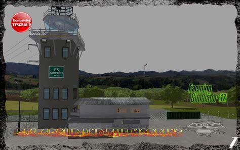 fs airport v1 0 for ls17 farming simulator 2017 mod ls