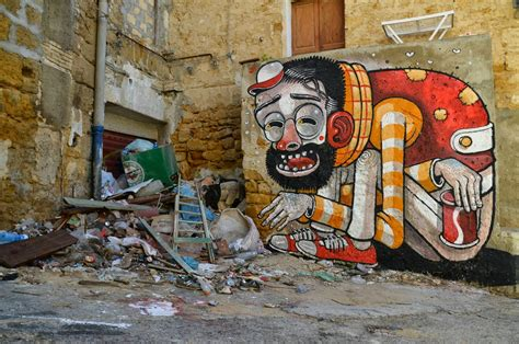 mural  grafiti comparacion asherpennnet
