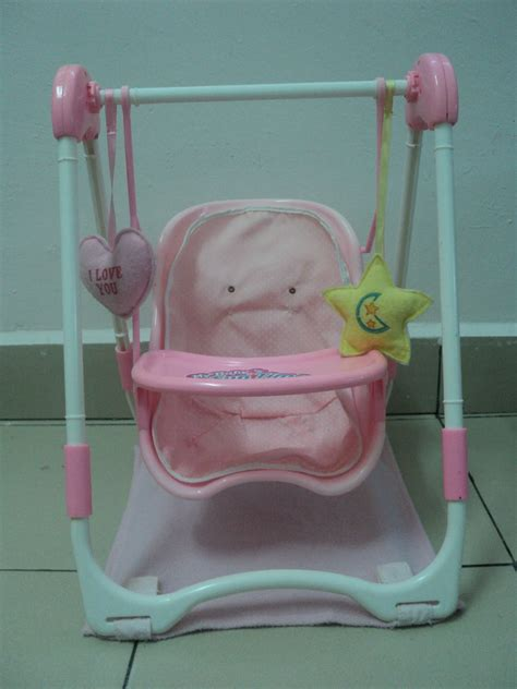 toy baby doll swing nurul azham s shoppe baby doll swing
