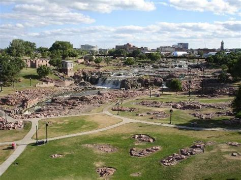garden sioux falls sioux falls park picture of falls park sioux falls