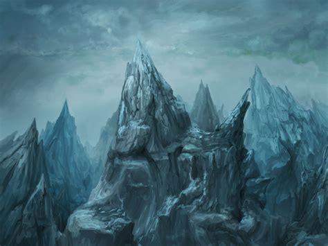 game wallpaper artwork dark mountain game background 4 by ranivius on deviantart