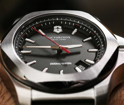 How Much Is 200 Swiss Victorinox Swiss Army Inox Review Ablogtowatch
