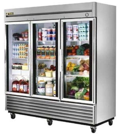 top of fridge storage true t 72g reach in glass door refrigerator 72 cu ft 3
