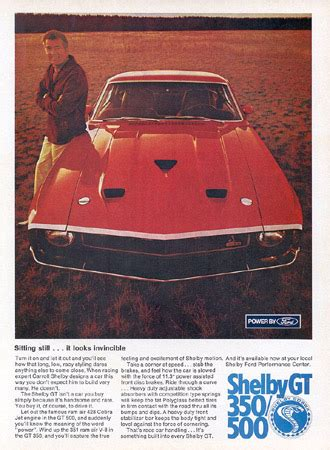 1969 1970 mustang ads the mustang source