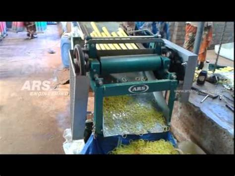 rubber st cutting machine rubber band cutting machine ars engineering