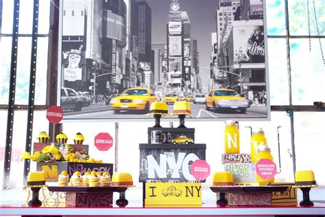 new york themed birthday party new york city themed party ideas the celebration society