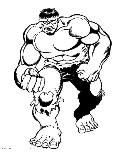 Hulk Pictures Cartoon   Coloring Home