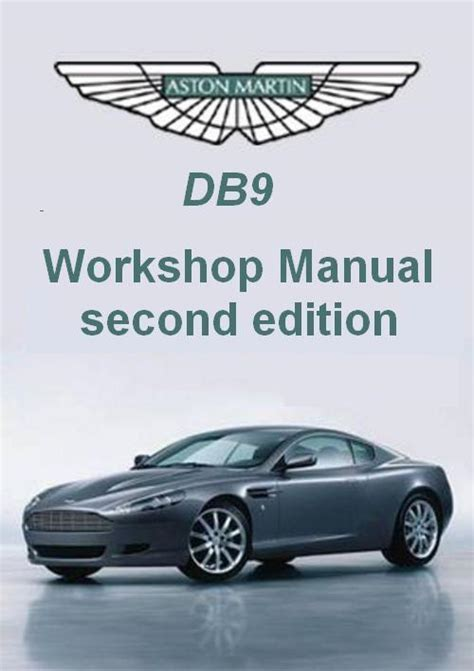 car repair manual download 2006 aston martin db9 parking system aston martin db9 2004 2008 service workshop manual issue 2 down