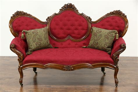furniture  wonderful victorian sofa  charming
