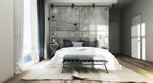 Home Interior Accents concrete accent wall interior design ideas