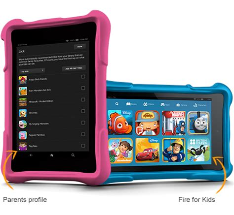 amazon's fire hd kids edition tablet is available to pre