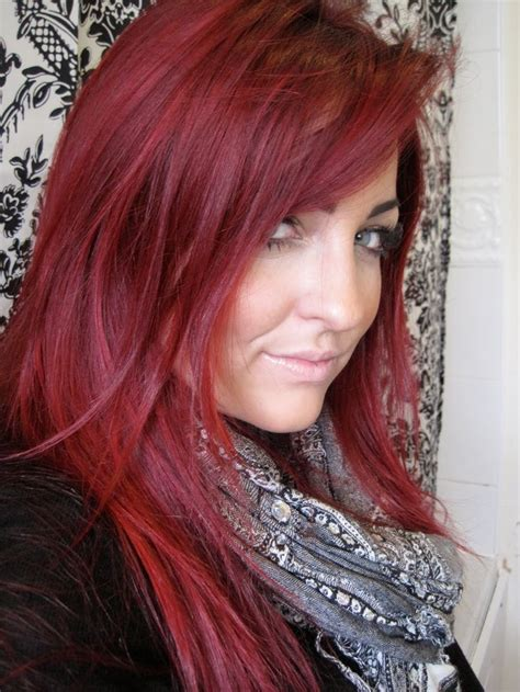 cherry coca cola hair color 17 best images about hair ideas on pinterest jennifer