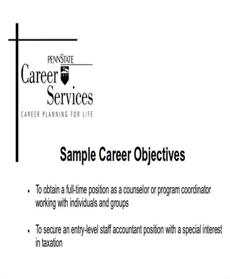 resume sample objectives berathen com how to write your career