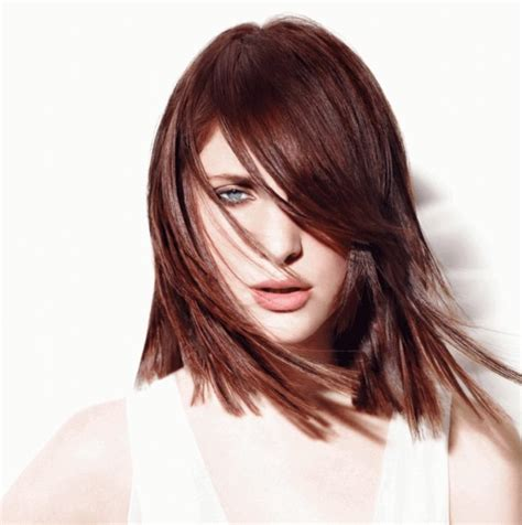 brown hair color ideas 36 intensely cool mahogany hair color ideas