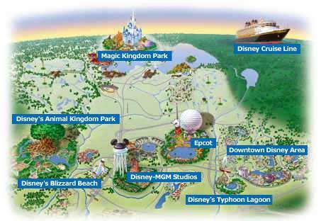 nice distiny : disney of florida ~ tourism and travel
