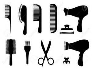 brush hair salon clip clipart free