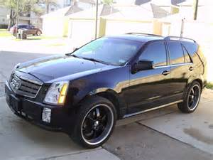 Cadillac 2004 Review 2004 Cadillac Srx Information And Photos Zombiedrive