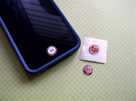 28 design your own iphone home button sticker skque