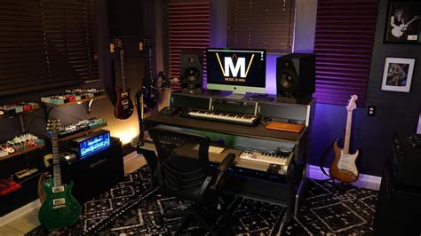 studiol home home studio tour 2018 youtube