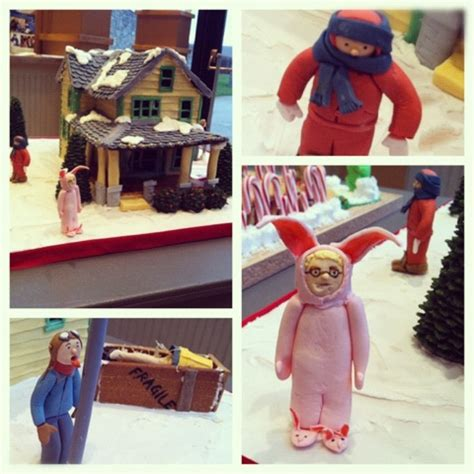 a christmas story cake quot a story quot gingerbread house this house was made flickr