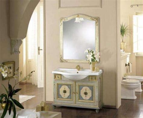 arredo bagno classici specchiere bagno foto design mag