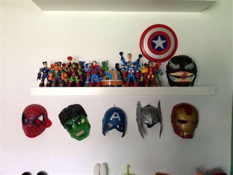 marvel comic bedroom ideas marvel wallpaper for boy room wallpapersafari