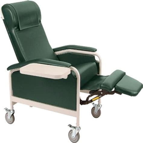 Geriatric Chairs by Winco 6530 Carecliner Geriatric Chair