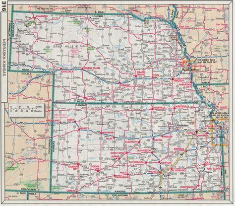 kansas road map map of kansas cities kansas road map road map of kansas with cities kansas maps perrycasta 241 eda