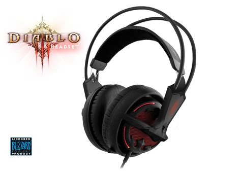 Headset Steelseries Diablo Steelseries Diablo Iii Headset And Mouse Review Hardware Gamingshogun